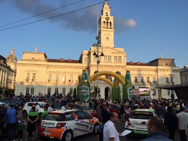 Raliul Aradului 2015