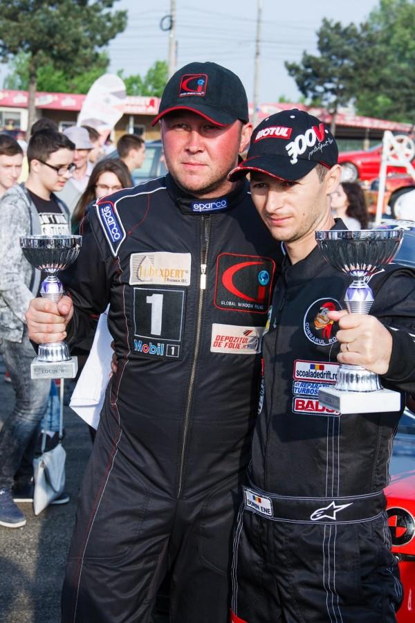 Razvan Fratianu & Sorin Ene