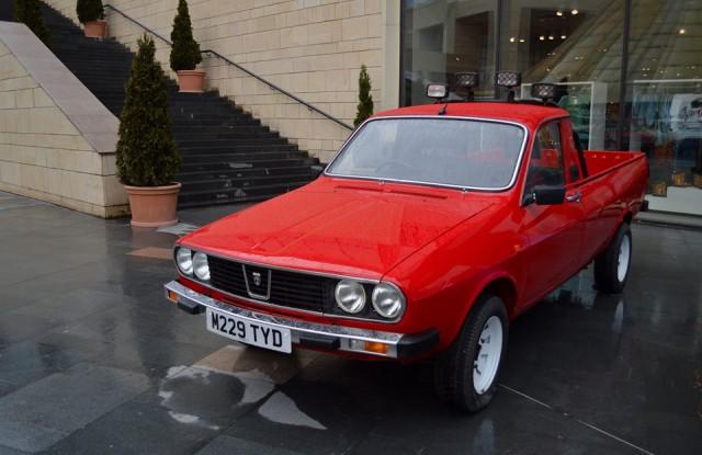 Dacia Shifterossa