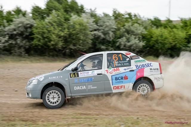 Adrian Teslovan_Vajk Cseh Imre_Danube Delta Rally 2015