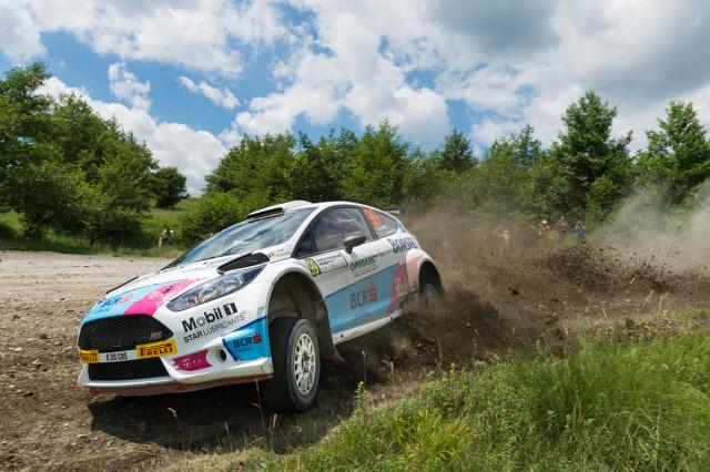 Edwin Keleti_Botond Csomortani_Ford Fiesta R5_Raliul Moldovei 2015