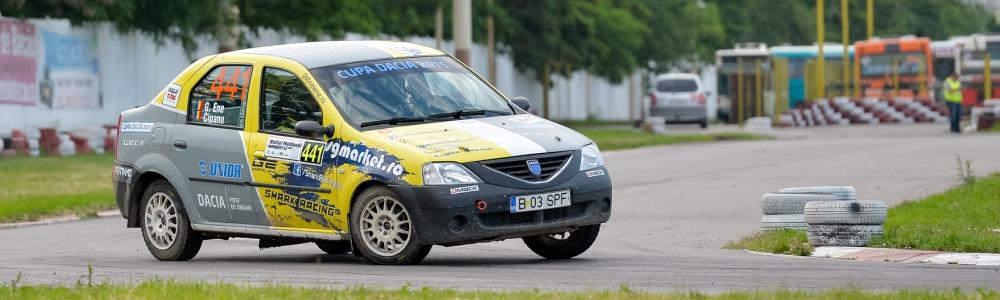 Doua podiumuri pentru echipajul Shark Racing la Raliul Moldovei Moinesti 2015