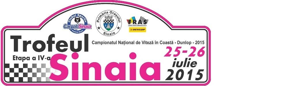 Trofeul Sinaia este gata de start, 25-26 iulie