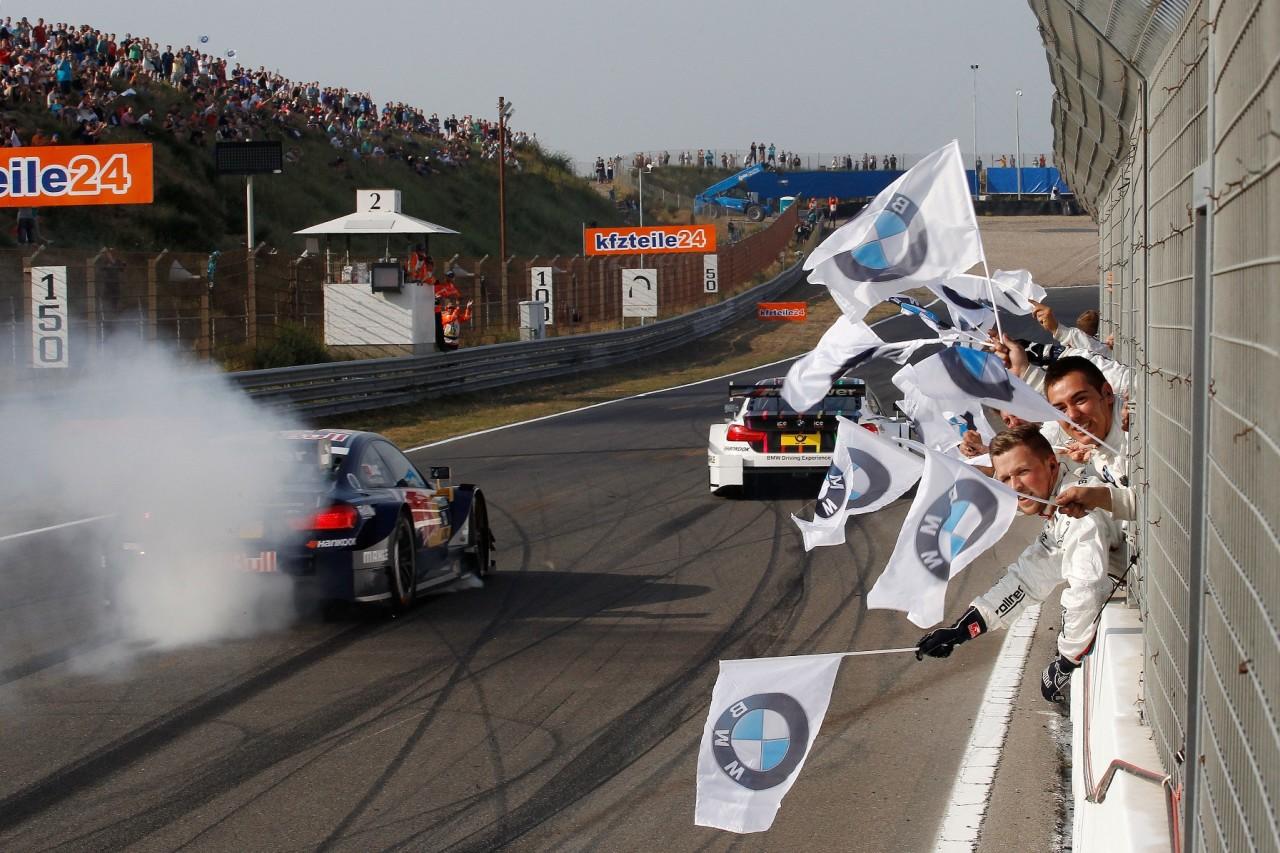 Zandvoort (NL) 11th July 2015. BMW Motorsport