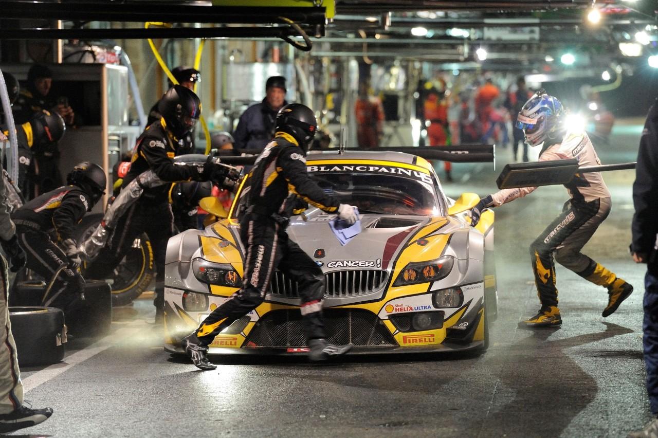BMW Z4 GT3 Spa1