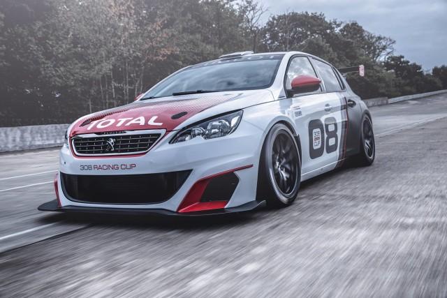 Peugeot 308 Racing Cup 1