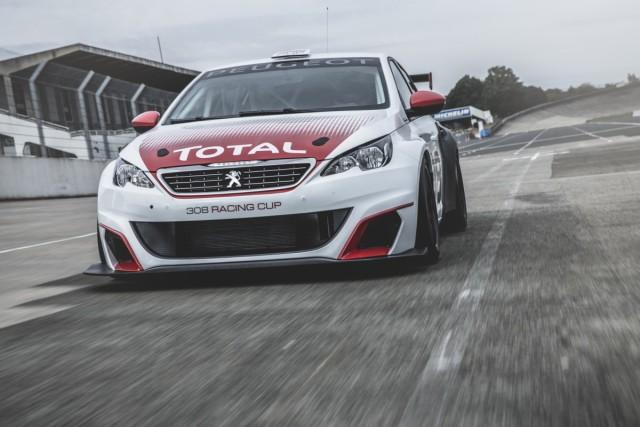 Peugeot 308 Racing Cup 4