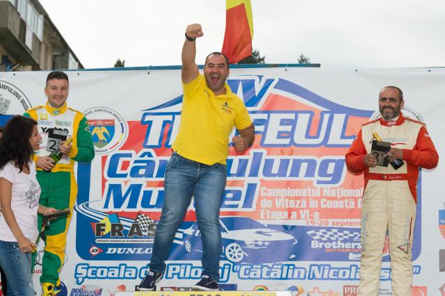 Gabriel ENE Podium H3 Trofeul Campulung Muscel 2015