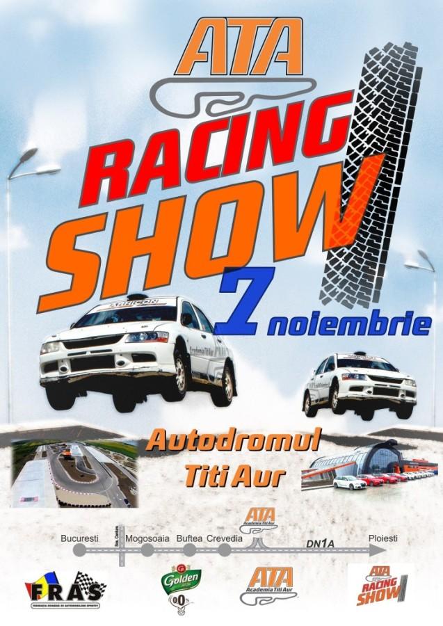 afis ATA racing show 2015