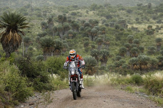 during the Dakar 2016 Argentina,  Bolivia, Etape 12 / Stage 12,  San Juan - Villa Carlos Paz,  from  January 15, 2016 - Photo Florent Gooden / DPPI