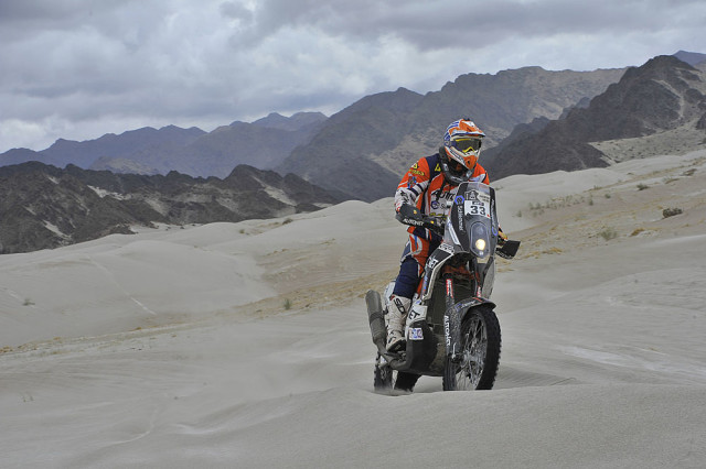 during the Dakar 2016 Argentina,  Bolivia, Etape 10 / Stage 10,  Belen - La Rioja,  from  January 13, 2016 - Photo DPPI
