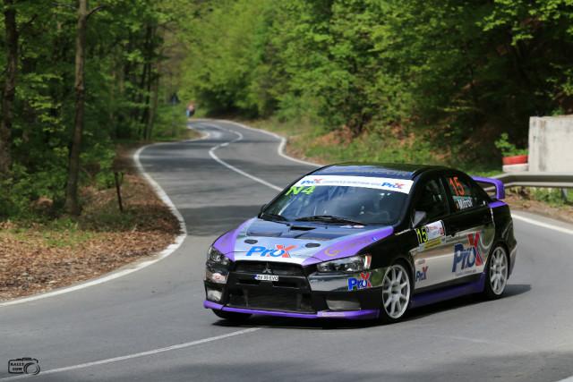 Alexandru Mitroi - Mitsubishi Lancer EVO X