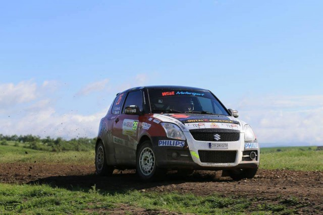 CP1 - Csongor Szabo & Robert Maior - Danube Delta Rally 2016
